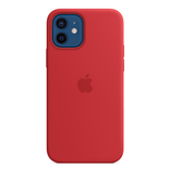 Apple iPhone 12 | 12 Pro Silicone Case with MagSafe - (PRODUCT)RED