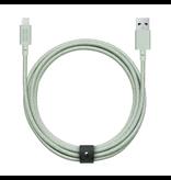 Native Union Native Union 3M Belt Lightning Cable - Sage