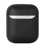 Native Union Native Union Leather Case for Airpods - Black