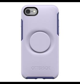 Otterbox Otterbox + Pop Symmetry iPhone SE 2020 8/7 - Lilac Dusk