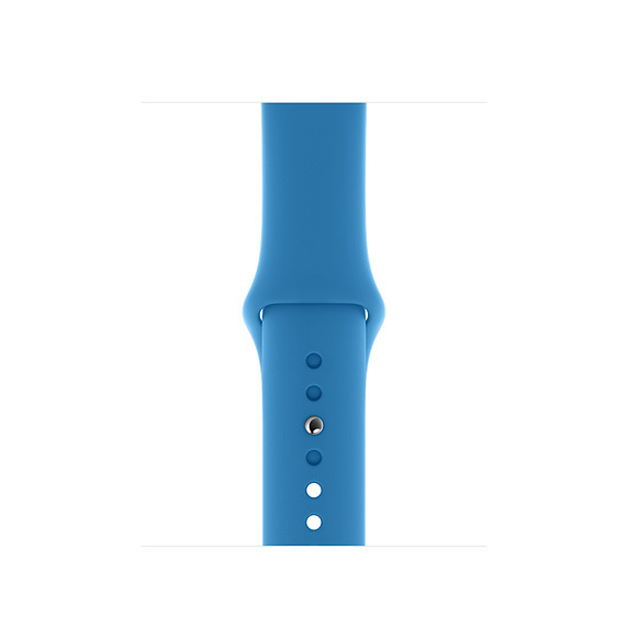 Apple Apple Watch 40mm Surf Blue Sport Band - Regular