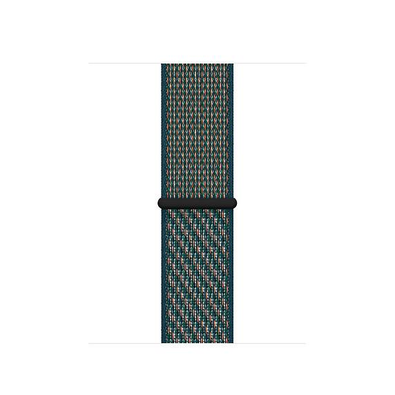 Apple Apple Watch 40mm Hyper Crimson/Neptune Green Nike Sport Loop