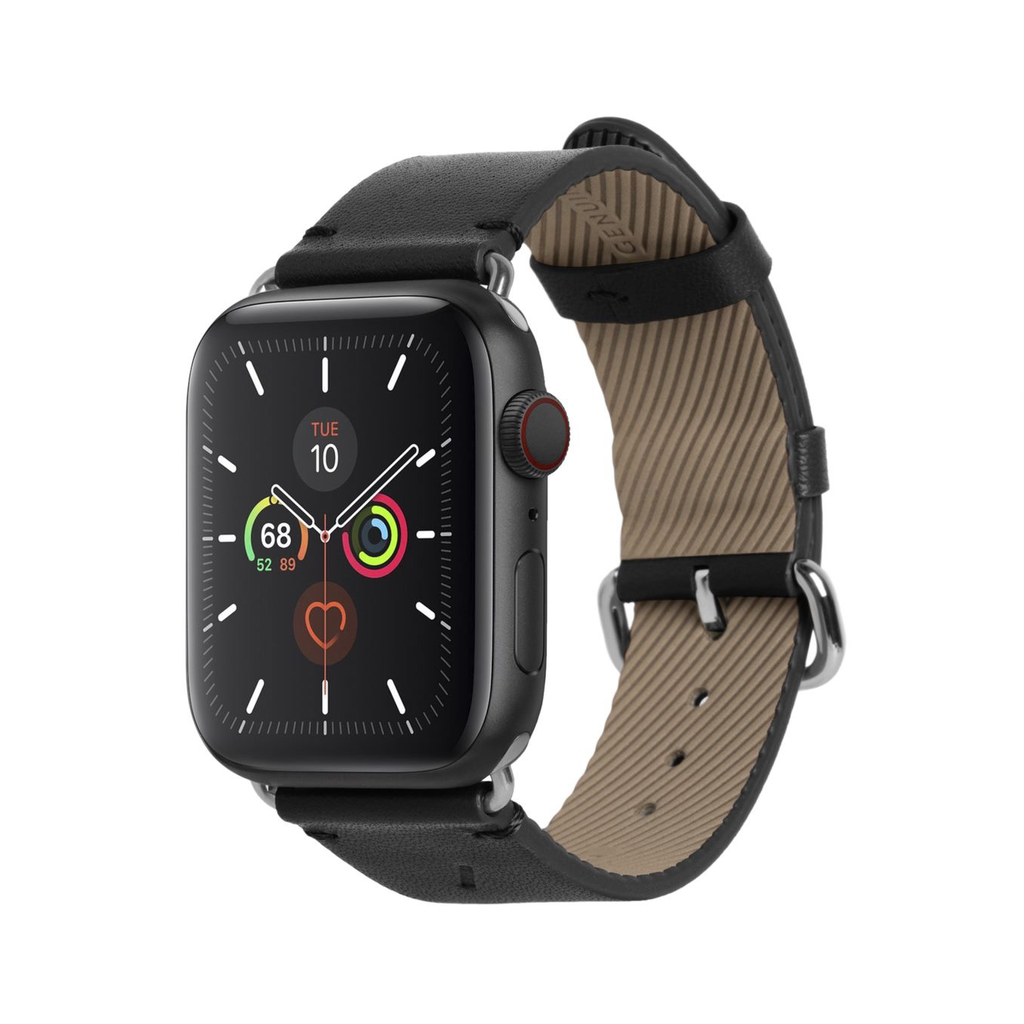 Native Union Native Union 44mm Classic Strap for Apple Watch - Black