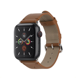 Native Union Native Union 44mm Classic Strap for Apple Watch - Brown
