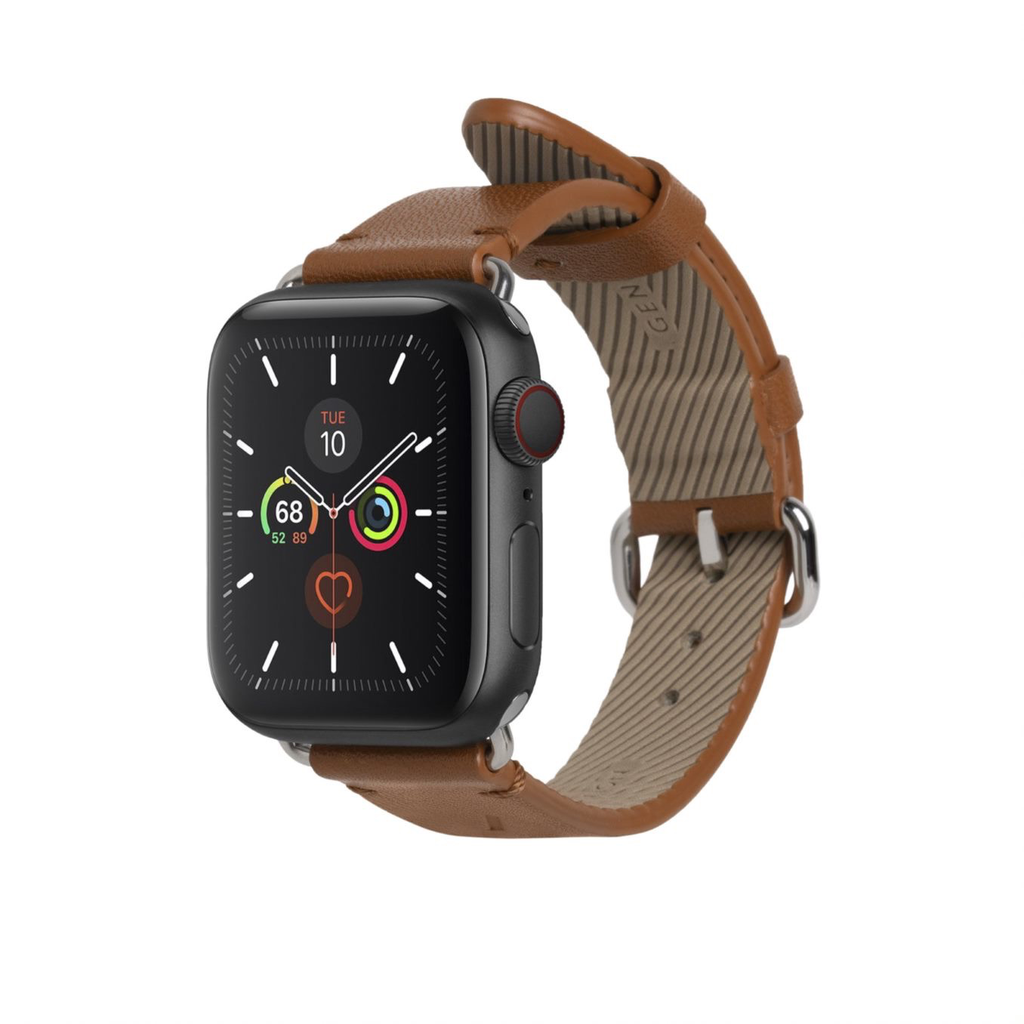 Native Union Native Union 40mm Classic Strap for Apple Watch - Brown