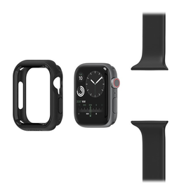 Otterbox Otterbox Exo Edge Case for Apple Watch Series 4/5/6/SE 44mm - Black