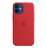Apple Apple iPhone 12 mini Silicone Case with MagSafe - (PRODUCT)RED