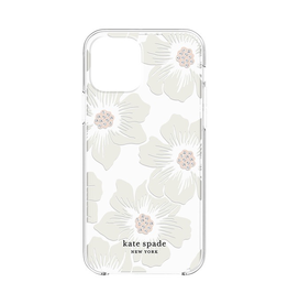 kate spade new york kate spade Protective Hardshell Case for iPhone 12 Pro Max - Hollyhock Floral