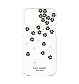 kate spade new york kate spade Protective Hardshell Case for iPhone 12 mini - Scattered Flowers