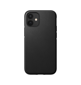 Nomad Nomad Rugged Leather Case for iPhone 12 mini -  Black