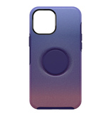Otterbox Otterbox Otter + Pop Symmetry Case with PopTop PopUp for iPhone 12 Pro Max - Violet Dusk