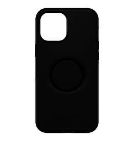 Otterbox Otterbox Otter + Pop Symmetry Case with Swappable PopTop for iPhone 12 Pro Max - Black