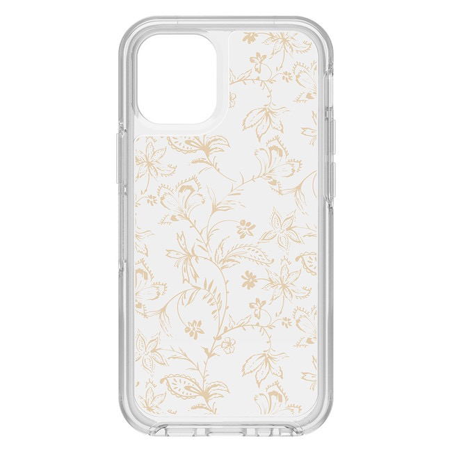 Otterbox Otterbox Symmetry Clear Protective Case for iPhone 12 mini - Clearwallflower