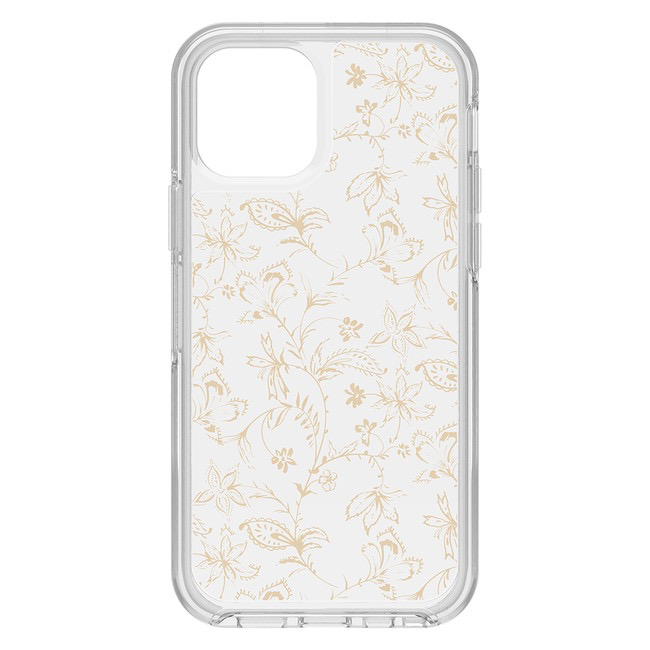 Otterbox Otterbox Symmetry Clear Protective Case for iPhone 12 / 12 Pro - Clearwallflower