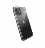 Speck Speck Presidio Perfect Clear for iPhone 12 mini - Gold/Glitter