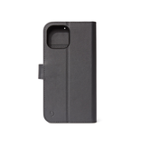 Decoded Decoded Leather Detachable Wallet Case iPhone 12 / 12 Pro - Black