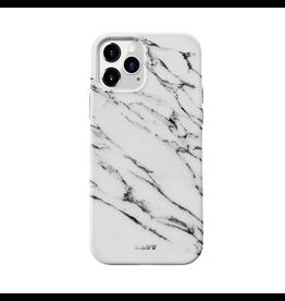 Laut Laut Huex Elementes Case for iPhone 12 / 12 Pro - Marble White