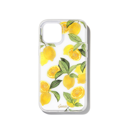 Sonix Sonix Clear Coat Case for iPhone 12 mini - Lemon Zest