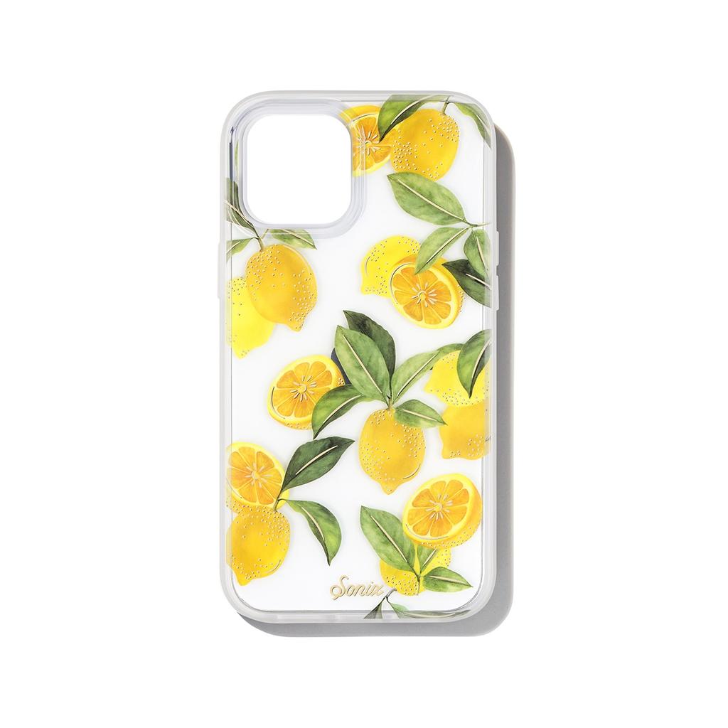 Sonix Sonix Clear Coat Case for iPhone 12 mini - Lemon Zest