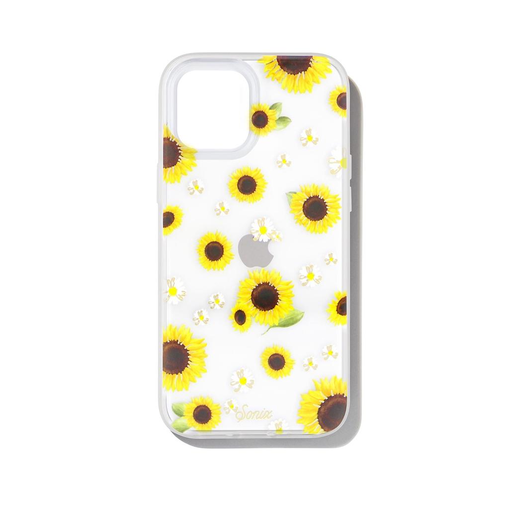 Sonix Sonix Clear Coat Case for iPhone 12 mini - Sunflower