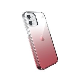 Speck Speck Presidio Perfect Clear Ombre for iPhone 12 mini Case - Clear/Rose