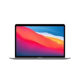Apple NEW 13-inch MacBook Air: Apple M1 chip with 8-core CPU and 8-core GPU, 8GB unified memory, 512GB - Space Gray