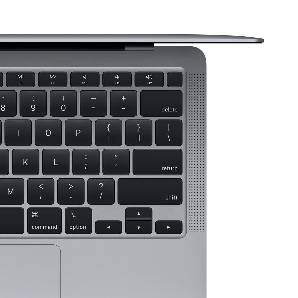 Apple Apple 13-inch MacBook Air: Apple M1 chip with 8-core CPU and 8-core GPU: 8GB unified memory, 512GB SSD - Space Gray