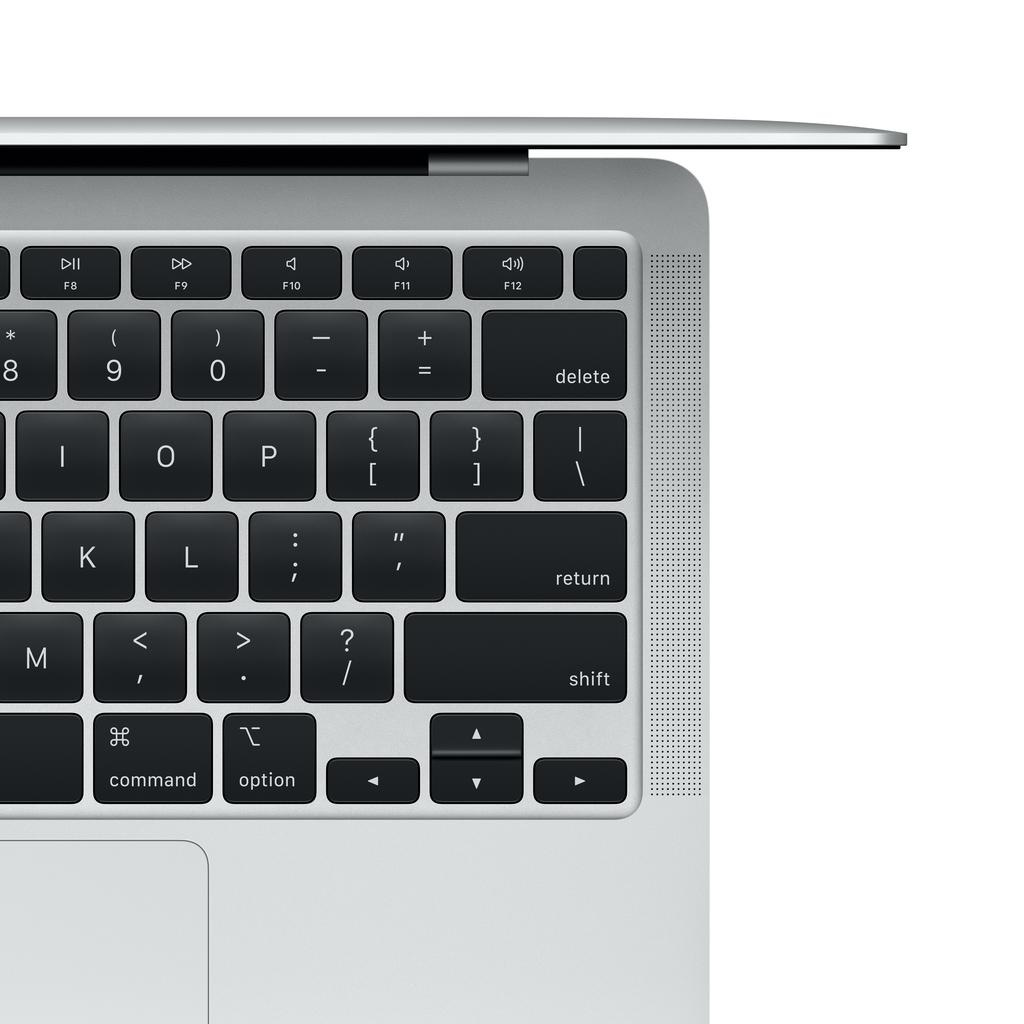 Apple NEW 13-inch MacBook Air: Apple M1 chip with 8-core CPU and 7-core GPU, 8GB unified memory, 256GB - Silver