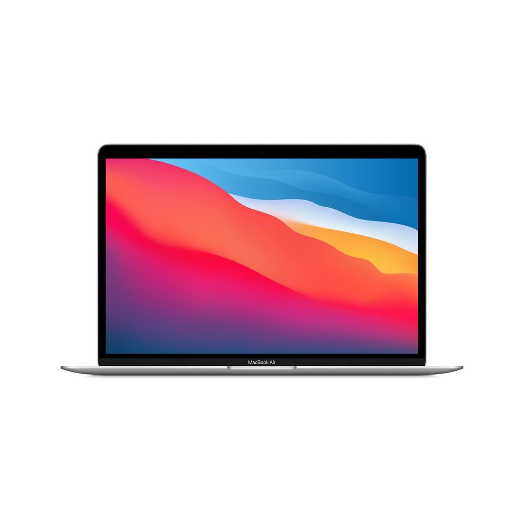 Apple Apple 13-inch MacBook Air: Apple M1 chip with 8-core CPU and 8-core GPU: 8GB unified memory, 512GB SSD - Silver