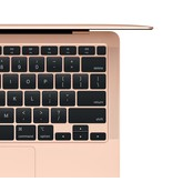 Apple Apple 13-inch MacBook Air: Apple M1 chip with 8-core CPU and 8-core GPU: 8GB unified memory, 512GB SSD - Gold