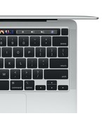 Apple NEW 13-inch MacBook Pro: Apple M1 chip with 8_core CPU and 8_core GPU, 8GB unified memory, 256GB SSD - Silver