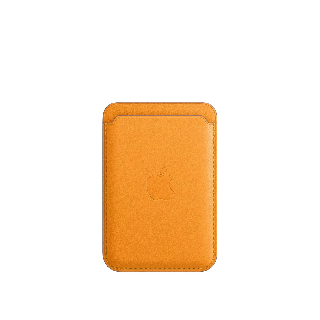 Apple Apple iPhone Leather Wallet with MagSafe - California Poppy