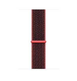Jump Apple Watch Nike+ 38mm Bright Crimson / Black Sport Loop (Demo)