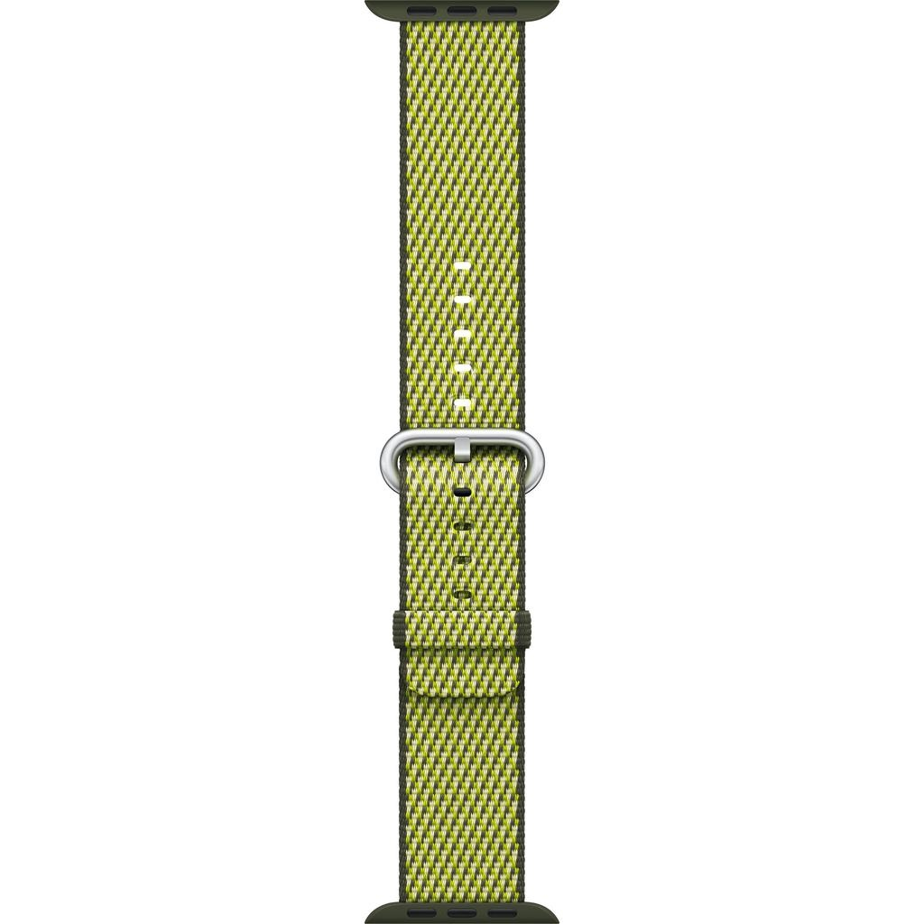 Apple Apple Watch 38mm Dark Olive Woven Nylon Band (Demo)