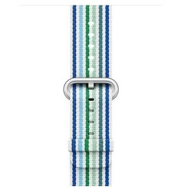 Jump Apple Watch 42mm Blue Stripe Nylon Band (Demo)