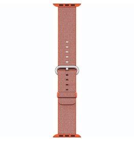 Apple Apple 42mm Space Orange/Anthracite Woven Nylon (Demo - Try On)