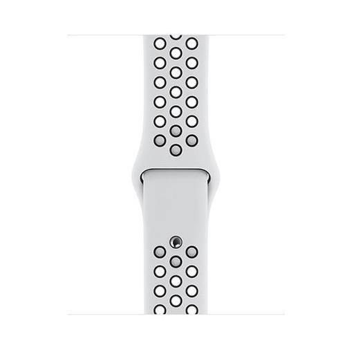 Jump Apple Watch 42mm Pure Platinum/Black Nike Sport Band (Demo)