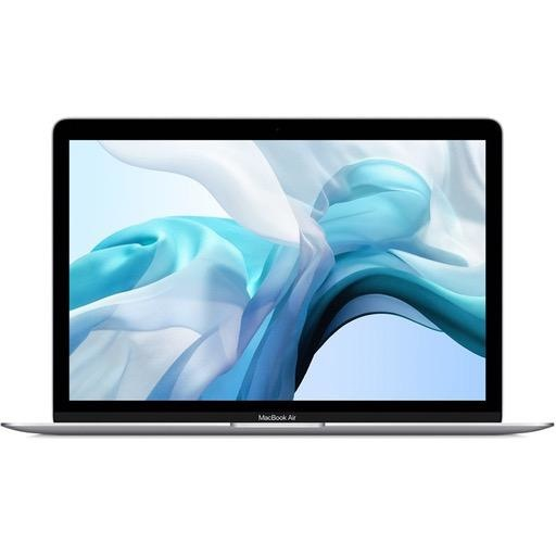 Apple Apple 13-inch MacBook Air with Touch ID: 1.6GHz dual-core 8th-Gen i5, 8GB, 512GB SSD - Silver