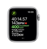 Apple Apple Watch Series 5 GPS, 44mm Silver Aluminum Case Only (Demo)