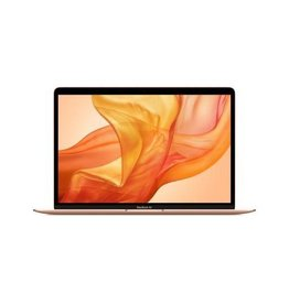 Apple Apple 13-inch MacBook Air: 1.1GHz dual-core 10th-gen i3 , 8GB, 256GB - Gold (Open Box)