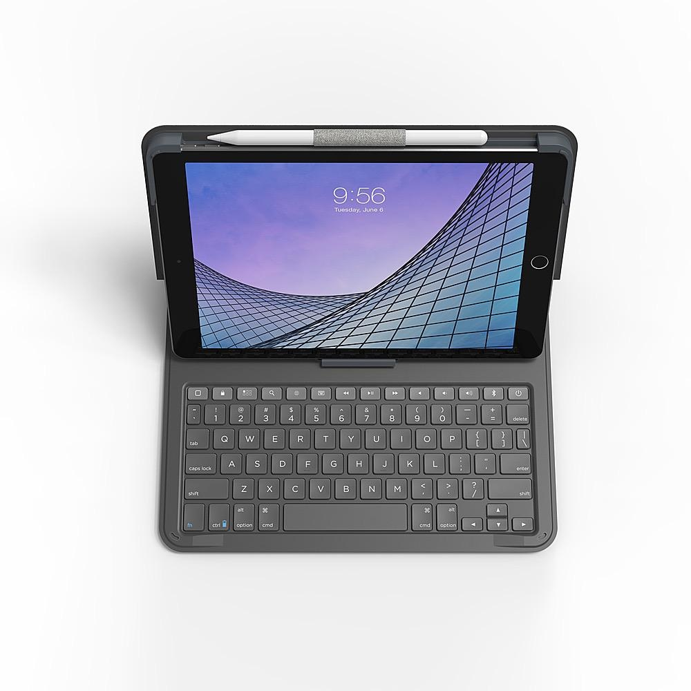 "ZAGG Messenger Folio for iPad 10.2"" & 10.5""  (7th & 8th Gen) - Charcoal"