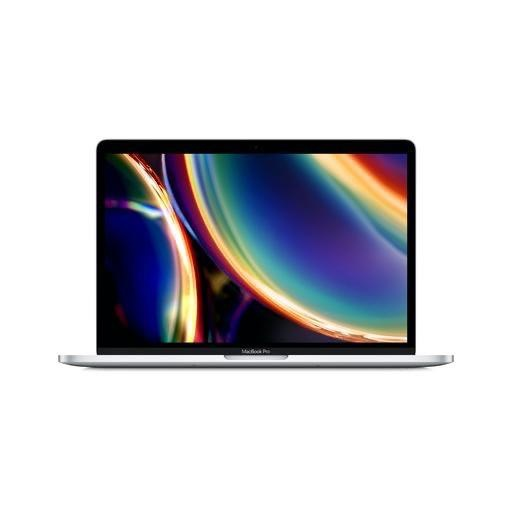 Apple 13-inch MacBook Pro with Touch Bar: 1.4GHz quad-core 8th-gen i5, 8GB, 256GB - Silver (Open Box)