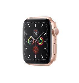 Apple AppleWatch Series 5 GPS, 40mm Gold Aluminum Case Only (Demo)