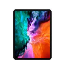 Apple NEW 12.9-inch iPad Pro Wi-Fi + Cellular 256GB (4th Generation) - Space Grey-OB