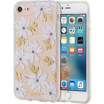 Sonix Sonix Clear Coat Case for iPhone SE (2020) 8/7/6 - Gardenia
