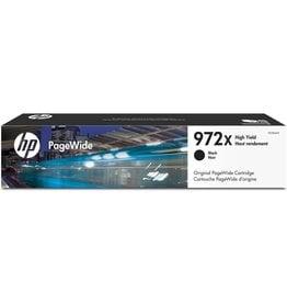 HP 972X  Pagewide Ink Cartridge, 10000 Pages - Black