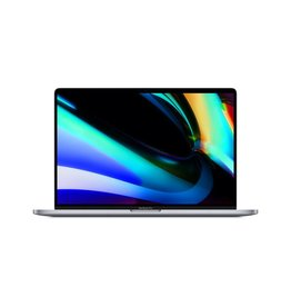 Apple Apple 16-inch MacBook Pro with Touch Bar: 2.3GHz 8-core 9th-gen i9, 32GB, AMD Radeon Pro 5500M with 8GB, 1TB SSD -