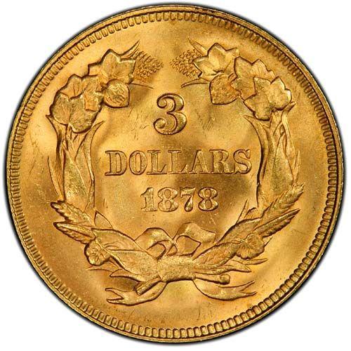 $3 Gold