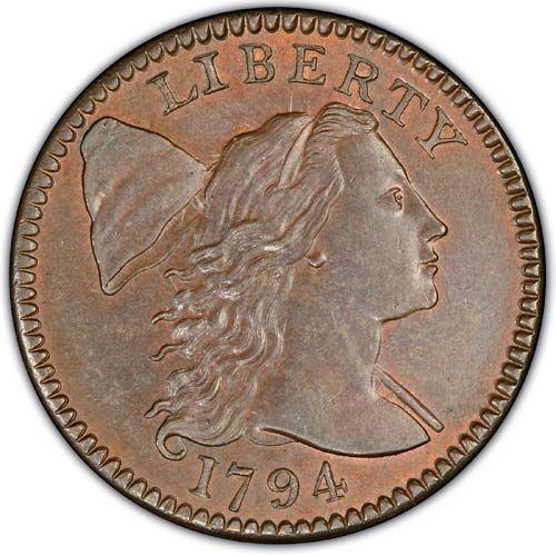 Liberty Cap (1793-1796)
