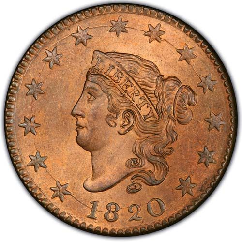 Coronet (1816-1839)